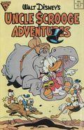 Walt Disney's Uncle Scrooge Adventures (1987 Gladstone) 8