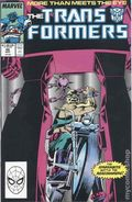 Transformers (1984 Marvel) 1st Printing 46