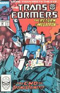 Transformers (1984 Marvel) 1st Printing 48