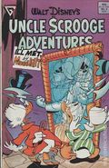 Walt Disney's Uncle Scrooge Adventures (1987 Gladstone) 9