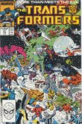 Transformers (1984 Marvel) 1st Printing 41