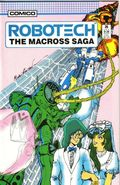Robotech The Macross Saga (1985-1989 Comico) 25