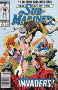 Saga of the Sub-Mariner (1988) 5