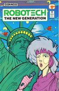Robotech The New Generation (1985) 22