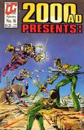 2000 AD Monthly/Presents/Showcase (1986 2nd Series) 16