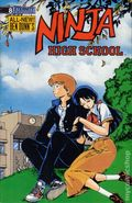 Ninja High School (1986 Antarctic/Eternity) 8