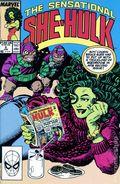Sensational She-Hulk (1989) 2