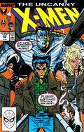 Uncanny X-Men (1963 1st Series) 245