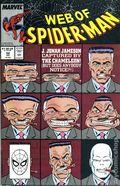 Web of Spider-Man (1985 1st Series) 52