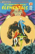 Elementals (1989 2nd Series Comico) 1