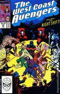 Avengers West Coast (1985) 40
