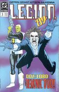 Legion (1989 1st Series) 5