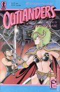 Outlanders (1988-1991 Dark Horse) 4