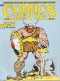 Comics Revue (1984-2009 Comics Interview) 38