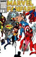 Marvel Fanfare (1982 1st Series) 45