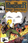 Punisher War Journal (1988 1st Series) 4