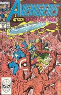 Avengers (1963 1st Series) 305