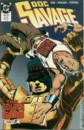 Doc Savage (1988 2nd DC Series) 10