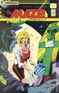 Maze Agency (1988 1st Series) 6