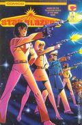 Star Blazers (1989 Comico) 1