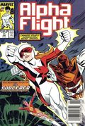 Alpha Flight (1983 1st Series) 71
