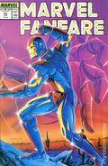 Marvel Fanfare (1982 1st Series) 44