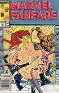 Marvel Fanfare (1982 1st Series) 46