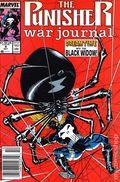 Punisher War Journal (1988 1st Series) 9