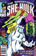 Sensational She-Hulk (1989) 7