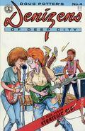 Denizens of Deep City (1988) 4