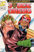 Judge Dredd (1986 Quality) 34