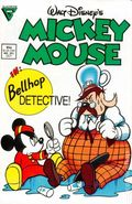Mickey Mouse (1941-90 Dell/Gold Key/Gladstone) 251