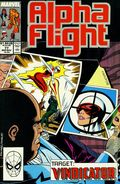 Alpha Flight (1983 1st Series) 77