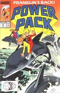 Power Pack (1984 1st Series) 48