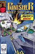 Punisher War Journal (1988 1st Series) 10