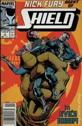 Nick Fury Agent of SHIELD (1989 3rd Series) 3