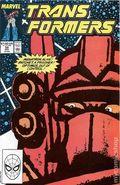 Transformers (1984 Marvel) 1st Printing 58