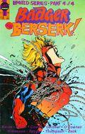 Badger Goes Berserk (1989) 4