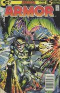 Armor (1985 1st Series) 7