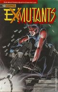 Ex-Mutants (1988) The Shattered Earth Chronicles 10