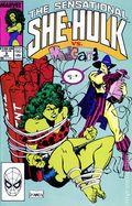 Sensational She-Hulk (1989) 9