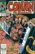 Conan the Barbarian (1970 Marvel) 222