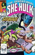 Sensational She-Hulk (1989) 5