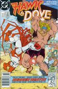 Hawk and Dove (1989 3rd Series) 5