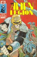 Alien Legion (1984 1st Series) 14