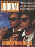Comics Journal (1977) 129