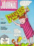 Comics Journal (1977) 132