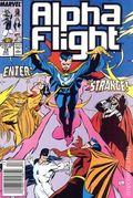 Alpha Flight (1983 1st Series) 78