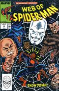 Web of Spider-Man (1985 1st Series) 55