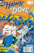 Hawk and Dove (1989 3rd Series) 6